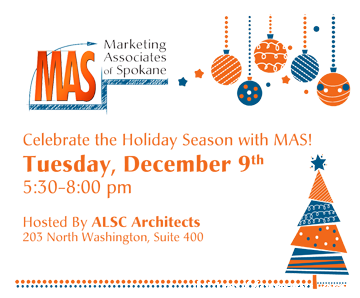 Celebrate The Holidays with MAS